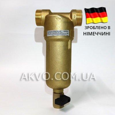 Resideo Braukmann (Honeywell) FF06-3 / 4AAM cітчастий промивний фільтр для гарячої води- Фото№1