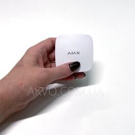 Ajax LeaksProtect Беспроводный датчик обнаружения затопления белый - Фото№5