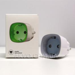 Ajax Socket Радиоуправляемая розетка со счетчиком энергопотребления белая - Фото№6
