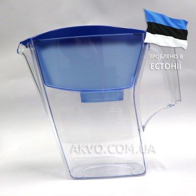 Аквафор Лаки фильтр-кувшин голубой- Фото№1