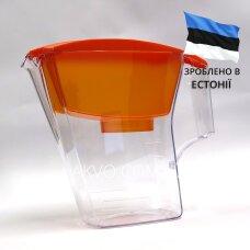 Аквафор Лаки фильтр-кувшин оранжевый