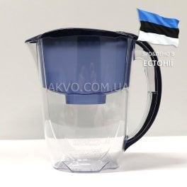 Аквафор Престиж Фільтр-глечик темно-синій - Фото№2