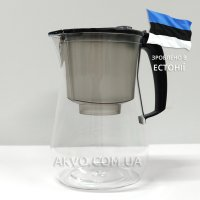 Аквафор Прованс А5 Фильтр-кувшин чёрный