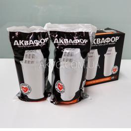 Аквафор А6 Mg Комплект 2-х картриджів - Фото№4