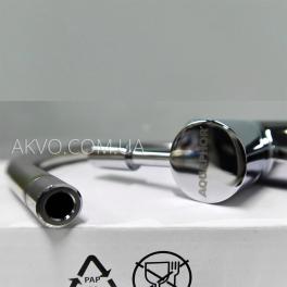 """Aquafilter Кран для фильтра """"Модерн"""" одинарный для фильтров под мойку - Фото№4"""