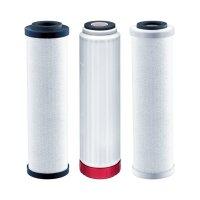 Комплект сменных модулей Аквафор В510-03-04-07 для жесткой воды на год