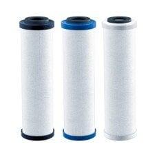 Комплект сменных картриджей В510-03-02-07 для Аквафор Трио на год