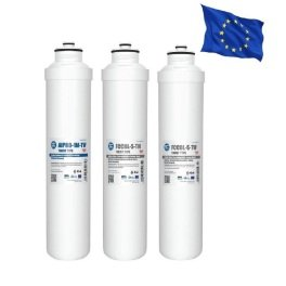 Aquafilter TWIST Набор картриджей AIPRO-1M-TW, FCCBL-S-TW