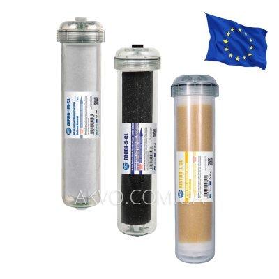 Aquafilter EXCITO-CL-CRT набор картриджей- Фото№1