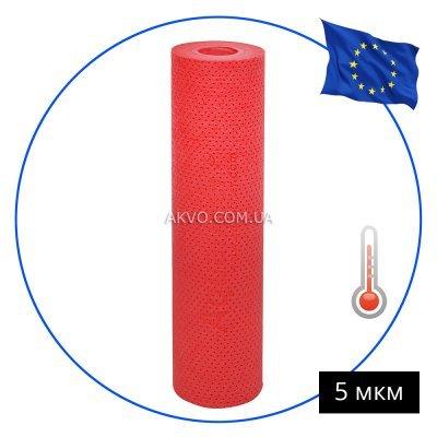 Aquafilter FCHOT2 Картридж механической очистки для горячей воды, 5 микрон- Фото№1