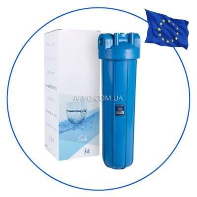 """BigBlue 20"""" Aquafilter FH20B1_L - 1"""" BSP магистральный фильтр- Фото№1"""