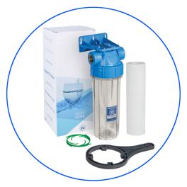 """Aquafilter FHPR1-B1-AQ Фильтр магистральный комплект 1"""" - Фото№3"""