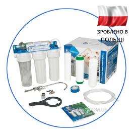 Aquafilter FP3-HJ-K1 Мембранный фильтр - Фото№2
