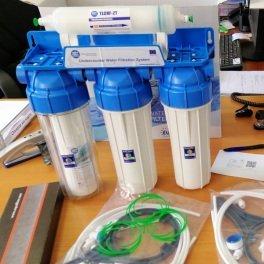 Aquafilter FP3-HJ-K1N Мембранный фильтр - Фото№3