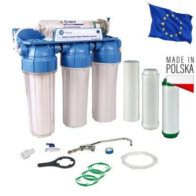 Aquafilter FP3-HJ-K1N Мембранный фильтр- Фото№1