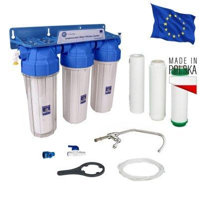 Aquafilter FP3-K1N Проточний фільтр- Фото№1