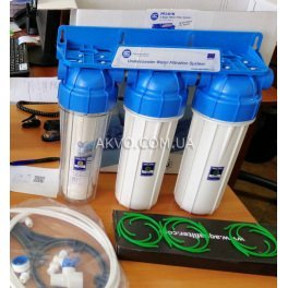 Aquafilter FP3-K1N Проточний фільтр - Фото№3