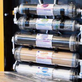 Aquafilter EXCITO-CL-CRT набор картриджей - Фото№3