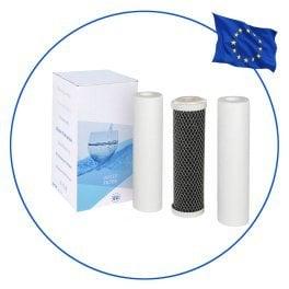 Комплект картриджей Aquafilter к фильтру обратного осмоса - Фото№2