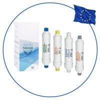 Картриджи Aquafilter EXCITO-B-CLR-CRT (улучшенный комплект)