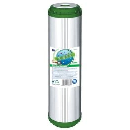 Картридж угольный с загрузкой KDF Aquafilter FCCBKDF - Фото№6