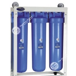Aquafilter HHBB20B Big Blue 3 фильтра на станине - Фото№3