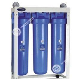 Aquafilter HHBB20B Big Blue 3-и фильтра на станине - Фото№4