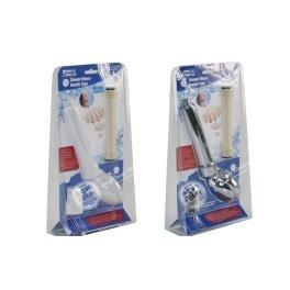 Фильтр для душа Aquafilter FHSH с ручкой и картриджем - Фото№4