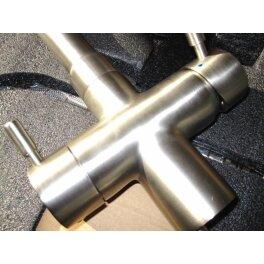 FXFCH 13-3-M Aquafilter Кран (смеситель на мойку)- трехпозиционный для кухни - Фото№3