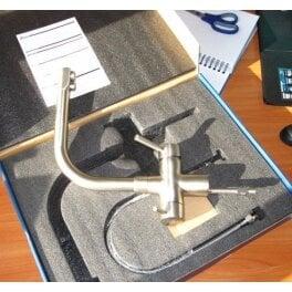 FXFCH 13-3-M Aquafilter Кран (смеситель на мойку)- трехпозиционный для кухни - Фото№5
