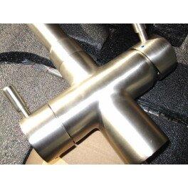 FXFCH 13-3-M Aquafilter Кран (смеситель на мойку)- трехпозиционный для кухни - Фото№4