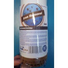 Картридж Aquafilter FCCFE для удаления железа и марганца - Фото№5