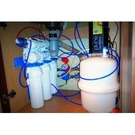 Обратный осмос Aquafilter RO7 RX541 - Голубая Лагуна 7 (улучшенная комплектация) - Фото№5