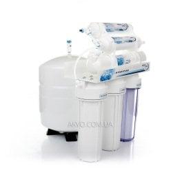 Обратный осмос Aqualine RO6 с минерализатором (улучшенный дизайн) - Фото№8