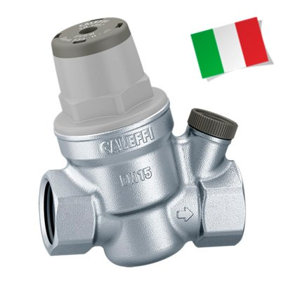 "Редуктор тиску Caleffi 533441H 1/2 ""(80 ° C) на гарячу воду- Фото№1"