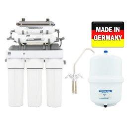Platinum Wasser Ultra 8 / RO 8 UV Обратный осмос c УФ лампой, минерализатором и структуризатором