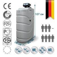 Компактный фильтр обезжелезивания и умягчения воды Bluefilters Apollo XL Multi