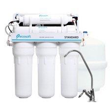 Ecosoft Standard з помпою MO550PECOSTD Фільтр зворотного осмосу
