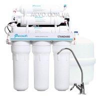 Ecosoft Standard з мінералізатором і помпою фільтр зворотного осмосу