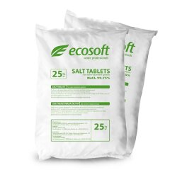 Ecosoft ECOSIL Сіль таблетована 25 кг - Фото№2