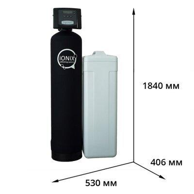 IONIX 1665 Фильтр умягчитель, очистка воды от нитратов, нитритов, аммония- Фото№1