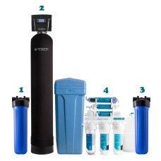 Система комплексной очистки воды Organic Classic