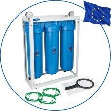 Aquafilter HHBB20B Big Blue 3-и фильтра на станине