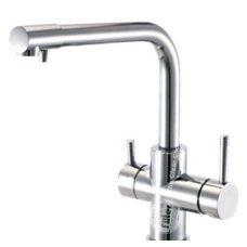 FXFCH 13-3-M Aquafilter Кран (смеситель на мойку)- трехпозиционный для кухни