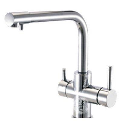 FXFCH 13-3-M Aquafilter Кран (смеситель на мойку)- трехпозиционный для кухни- Фото№1
