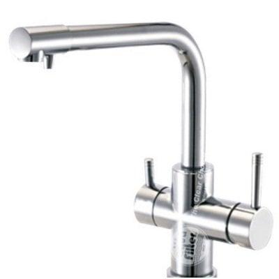 FXFCH13-4-C Aquafilter Кран (смеситель)- для кухни четырехпозиционный - Фото№1