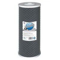Картридж Aquafilter FCCBL10BB из спеченного угля, размер 10
