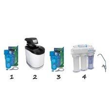 """Готовое решение система умягчения воды - """"Базовый"""""""
