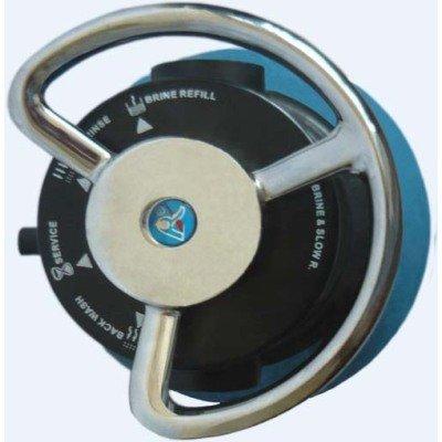 Клапан управления к умягчителю воды RX F64В до 2 м3- Фото№1