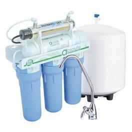 Фильтр обратный осмос Наша Вода  ABSOLUTE MO 6-50 UV - с ультрафиолетовой лампой и минерализатором (новый дизайн) - Фото№2